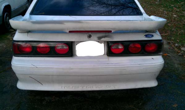 How To Install Led Tail Lights On Your 1987 1993 Mustang
