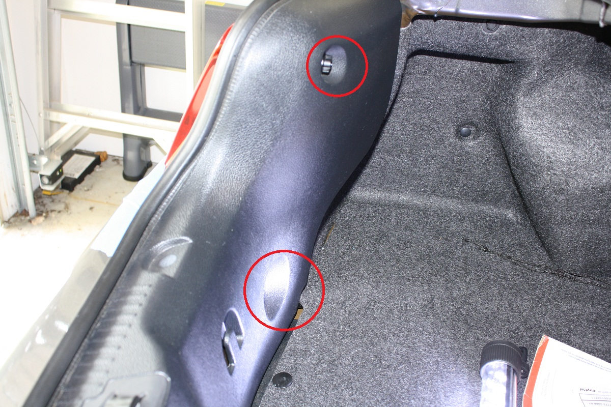 How To Install Raxiom Aero Tail Lights On Your 2010 2012