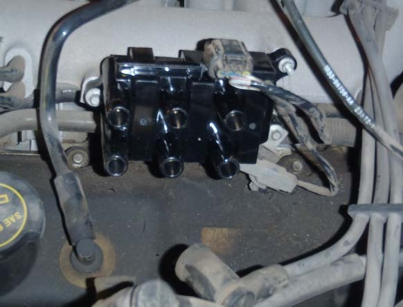 How To Install A Coil Pack On Your 2001