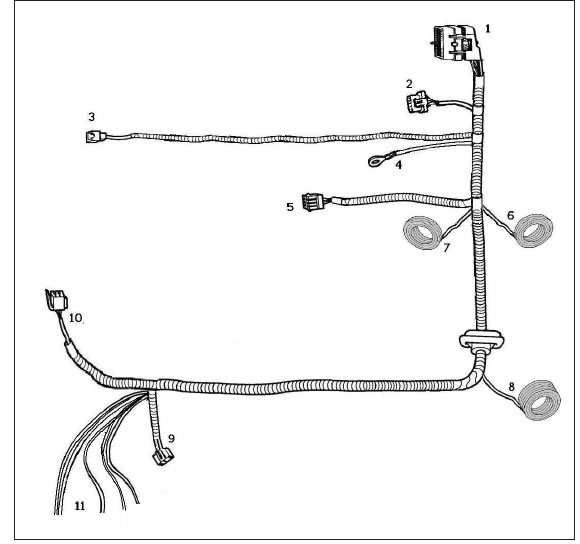 guide 50293 07 ford 4 6 wiring harness ford wiring diagrams for diy car repairs Ford Wiring Harness Kits at soozxer.org