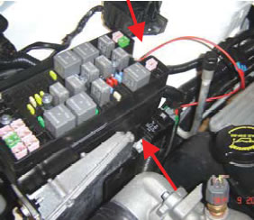 How to install a AFCO Pro-Series Heat Exchanger w/ Fans on ... Gt Wiring Harness on battery harness, amp bypass harness, maxi-seal harness, engine harness, safety harness, obd0 to obd1 conversion harness, alpine stereo harness, pony harness, nakamichi harness, cable harness, dog harness, suspension harness, oxygen sensor extension harness, radio harness, fall protection harness, pet harness, electrical harness,