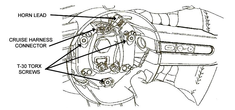 guide 70052 3 how to install a grant steering wheel for a 2010 2012 mustang 2001 F150 Radio Wiring Diagram at virtualis.co