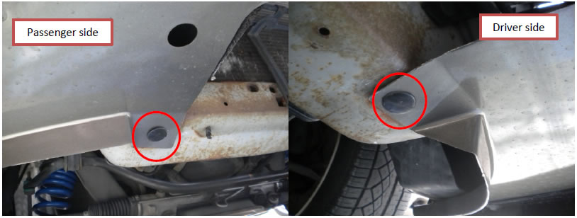 How to Install a Front Bumper Cover - Unpainted on Your 1999-2004