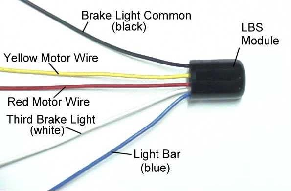 guide 99022 01 how to install a splice in lightbar switch on your mustang 93 Ford Mustang Wiring Diagram at webbmarketing.co