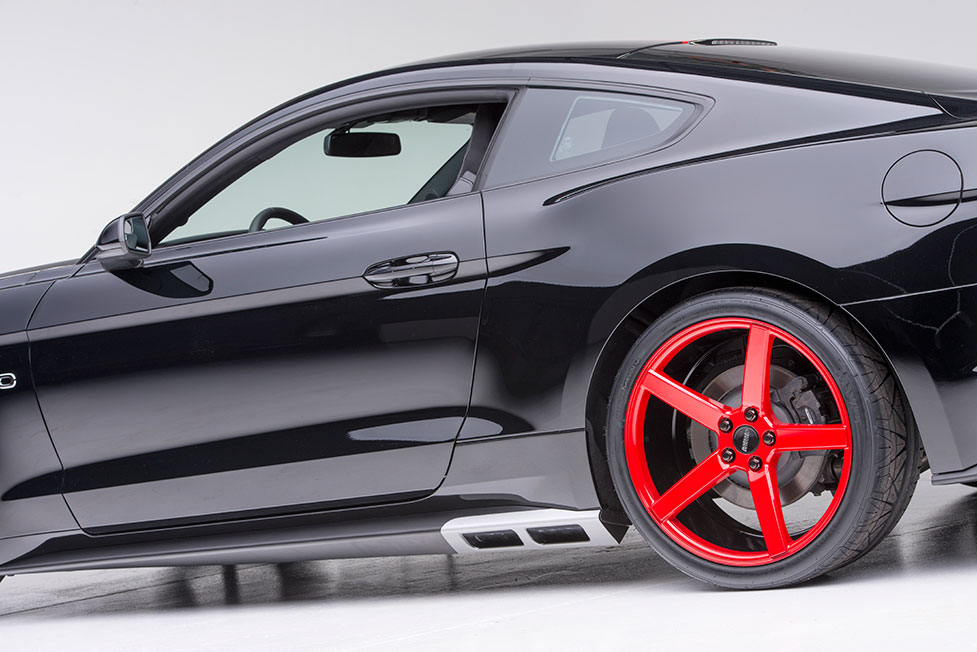Mmd Builds 2015 Ford Mustangs For Sema 2014