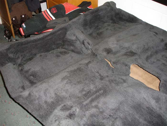 Automotive Replacement Carpet