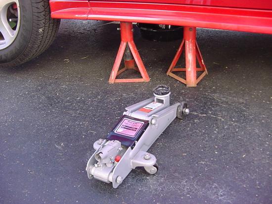 Slp Loudmouth Catback Installation Guide 99 04 Gt Mach