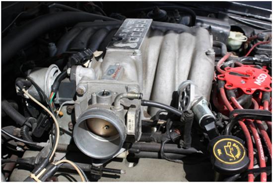 Stack Racing Throttle Body    39 86  39 93