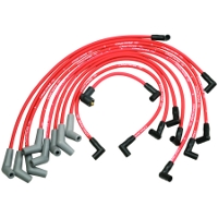 Ford Racing 9mm High Performance Red Spark Plug Wires