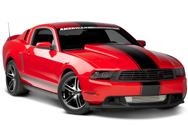 2005-2012 Eleanor styled Mustang
