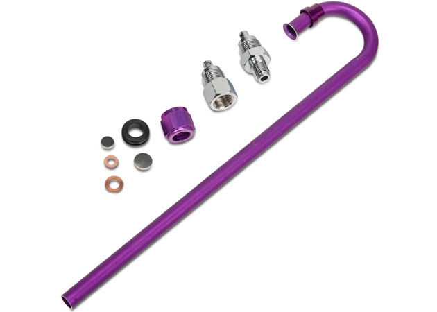 Mustang Safety Blow Down Kit From Zex