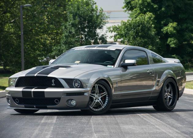2005-2009 Mustang GT500