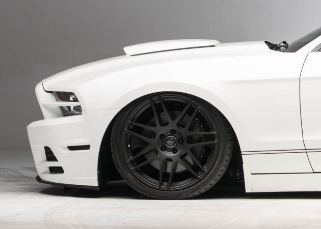 Project MMD 2014 Mustang Front End