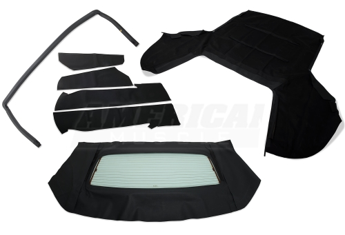 What Is Involved In Replacing A Convertible Top On Foxbody