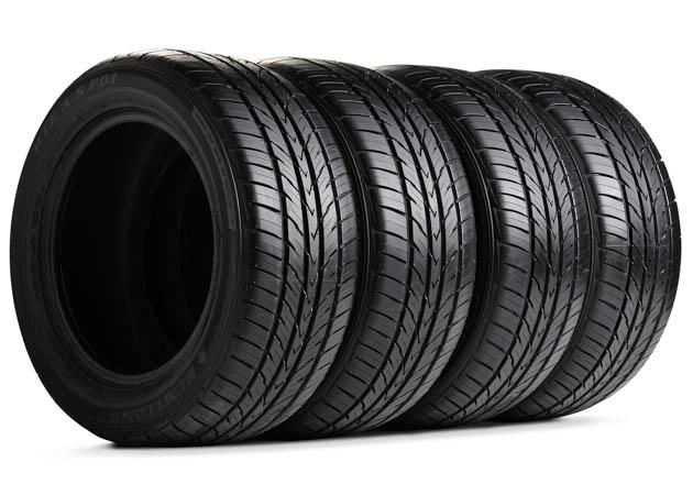 Sumitomo All-Season Mustang Tire Set