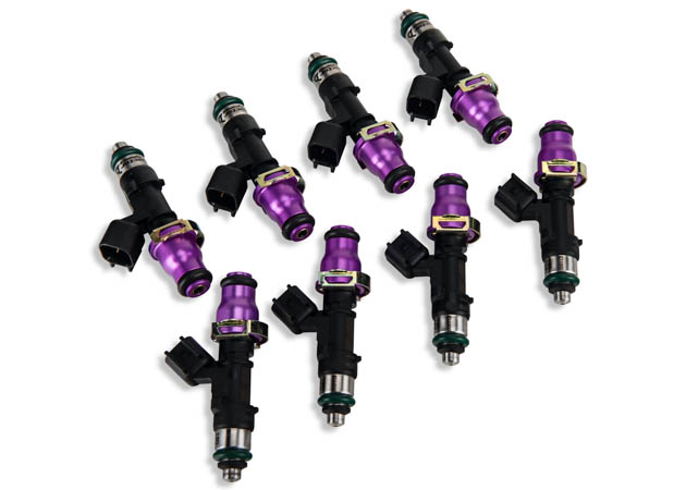 Mustang Fuel Injectors from Injector Dynamics