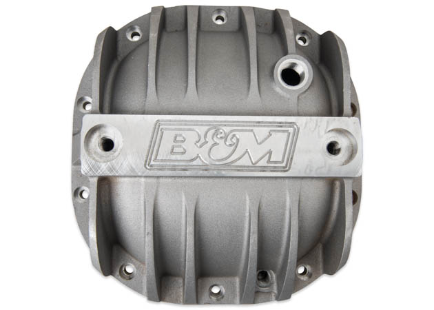 B&M Mustang Differential Cover