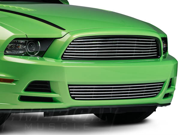2013-2014 Mustang Front Grille