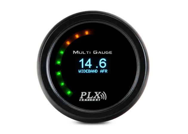 PLX Wideband Air Fuel Ratio Gauge
