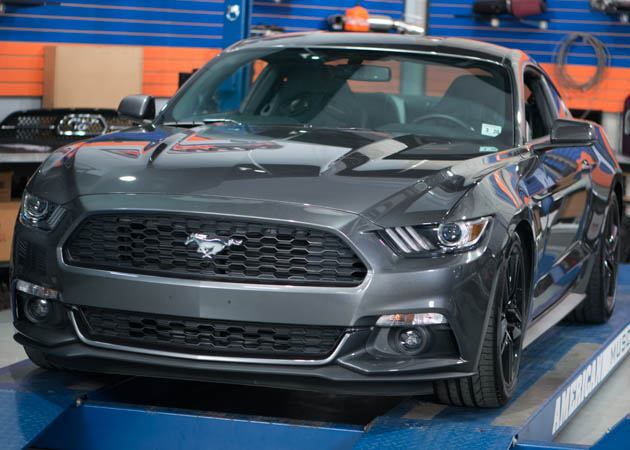 2015 Mustang Ecoboost Tune >> How To Tuning The 2015 Mustang S550 Americanmuscle
