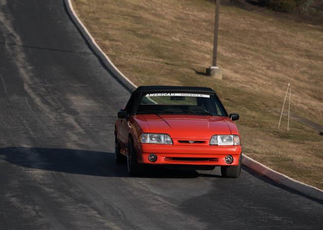 1993 Convertible Foxbody Mustang