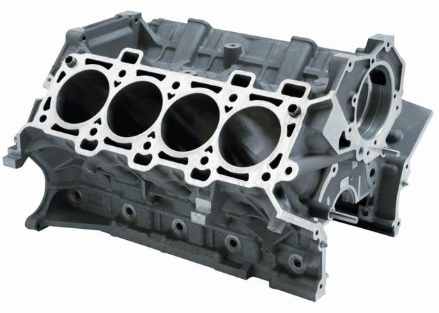 2011 Mustang Aluminum Block