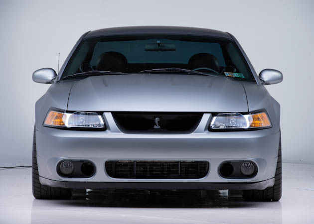 2003 BAMA Mustang Cobra Project Car