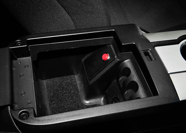 Mustang Aftermarket Trunk Release Button