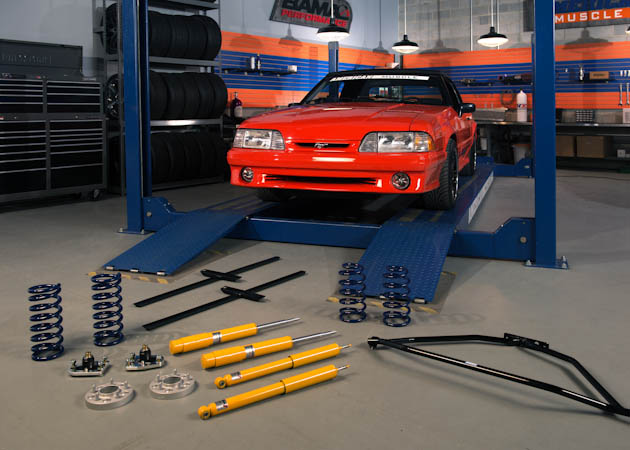 Stiffening A Fox Body Mustang S Chassis Subframe