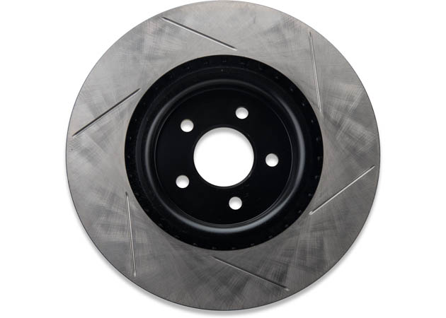 Mustang Slotted Rotor