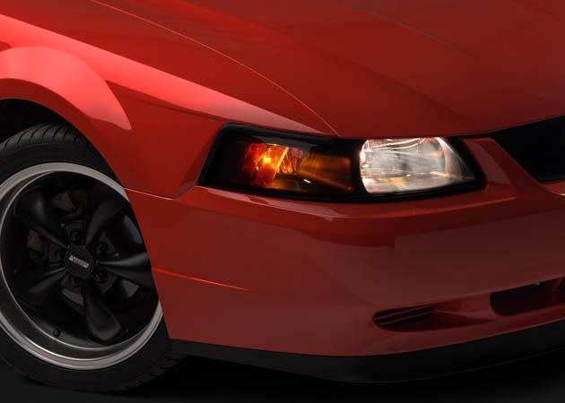 2000 V6 Mustang Headlight