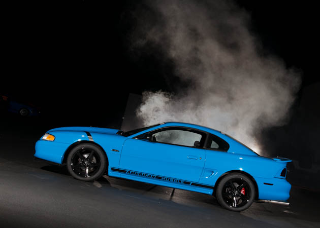 What Is A Mustang J Mod Americanmuscle