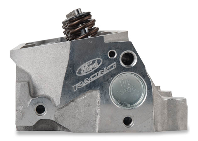 Ford Racing Mustang Cylinder Head