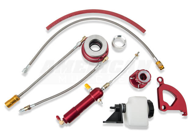 McLeod Mustang Clutch Conversion Kit